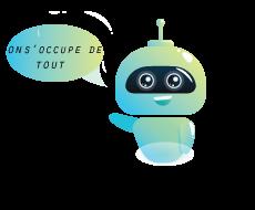 agence création chatbot