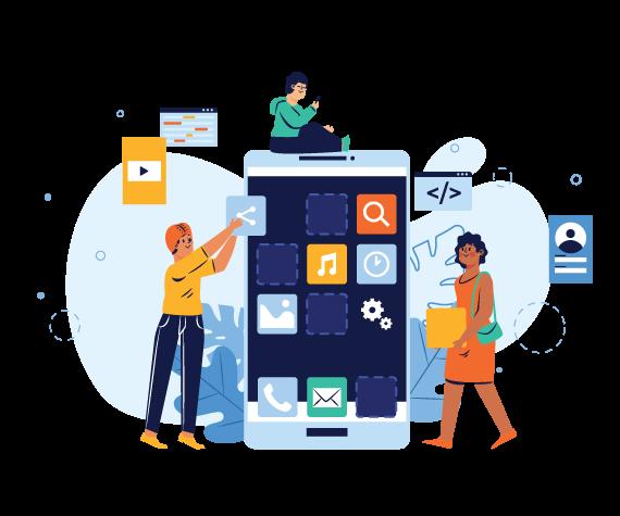 Application mobile Montpellier