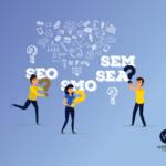 Qu'est-ce que la différence entre SEO, SEA, SEM et SMO